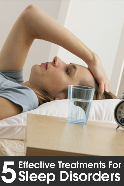 5 Effective Treatments For Sleep Disorders