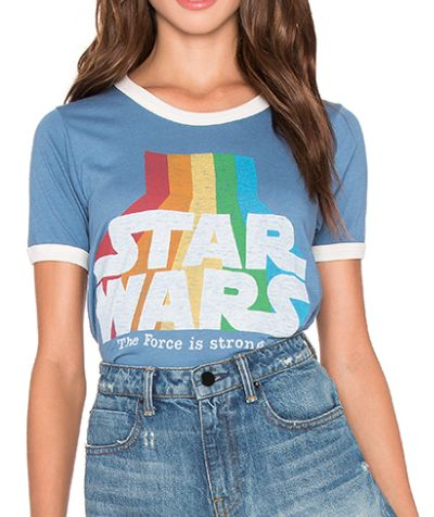 retro Star Wars shirt