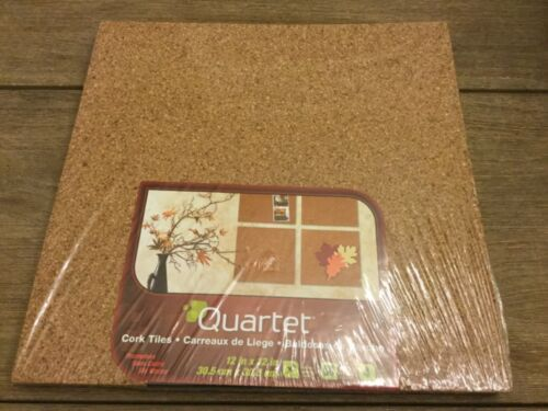 Quartet Cork Tiles 12 X 12 Corkboard Mini Wall Bulletin Boards Natural 4 In 2020 Cork Tiles Cork Board Cork Board Wall