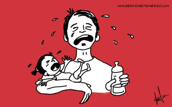 Capítulo 4 ¿Porqué lloran tanto los bebés? ¿No deberíamos de ser nosotros los que lloramos? Todo lo que se pregunta un padre primerizo durante el primer año.