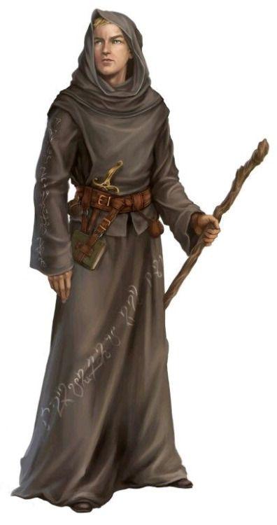 Noob Mage By Joshcorpuz85 Female Druid Witch Sorceress: Pinterest • The World's Catalog Of Ideas