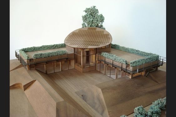 Cullinan Wins Planning For Maggie S Centre Plans Green Roof Garden Cancer Care Centre Architects Journal