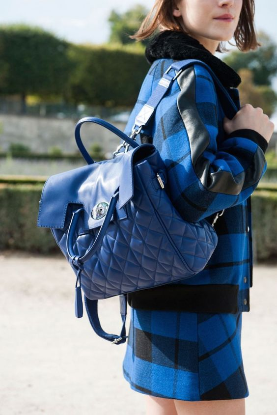 Mulberry Cara Delevingne Quilted Nappa-leather Backpack