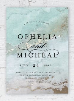 Announcing the special prize winners for Minted's Suite Love Wedding Invitation Challenge! Click here to see more of the NEW 2016 Minted Wedding Invitations.