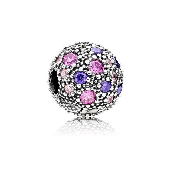 Hippe paarse clip met kosmische sterren - Pandora NL | PANDORA eS