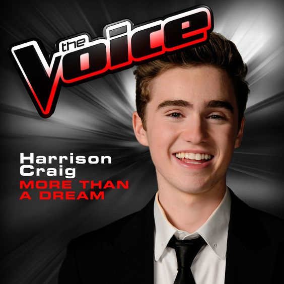 Harrison Craig. What a cute smile!!