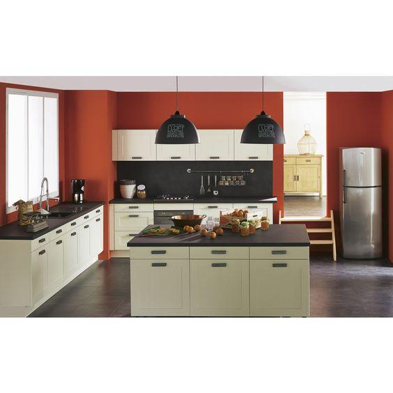 Cuisine composer mod le type sienne les cuisines for Alinea cuisine catalogue