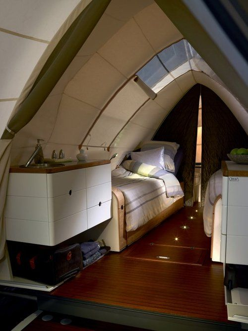 Inside the camper - could live in here!: Pop Up Campers, Camper Trailers, Tiny House, Rv S, Camper Interior, Opera House