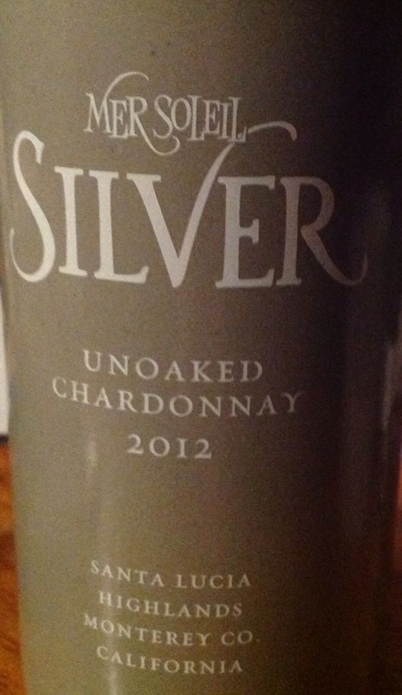 UnOaked: meaning not tannin-y tasting. Results: The most amazing full bodied Chardonnay you will ever have with your exquisite chicken dinner and chocolates to follow for under $20. Wow! We're stocking up on this, for sure.