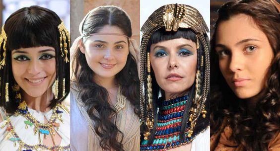 Aprecie a beleza das gatas da Minissérie José do Egito! http://r7.com/5eKY