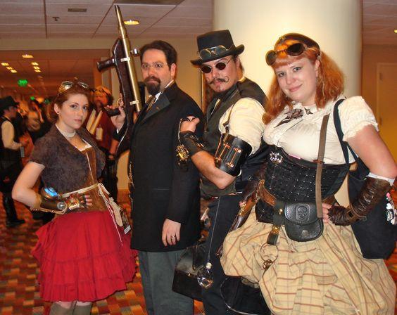 steampunk costume ideas: Creative Costumes, Steampunk Fashion, Costume Ideas, Steampunk Awesomeness, Steampunk Costume, Serious, Steampunk Outfits