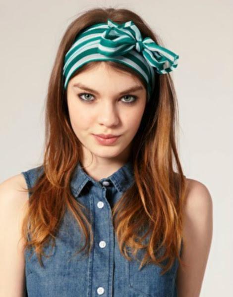 Alerta tendencia: pañuelos en la cabeza | Cuidar de tu belleza es facilisimo.com: