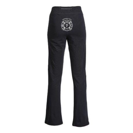 Firefighter yoga pants