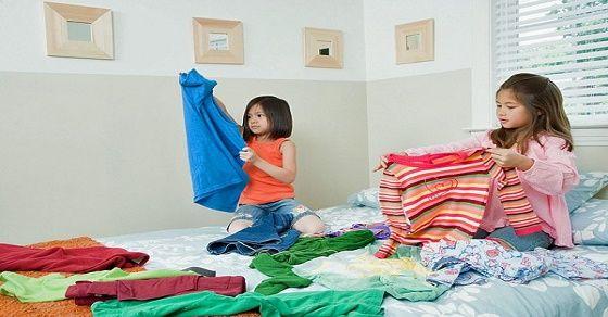 Cách đơn giản để bắt đầu dạy con làm việc nhà