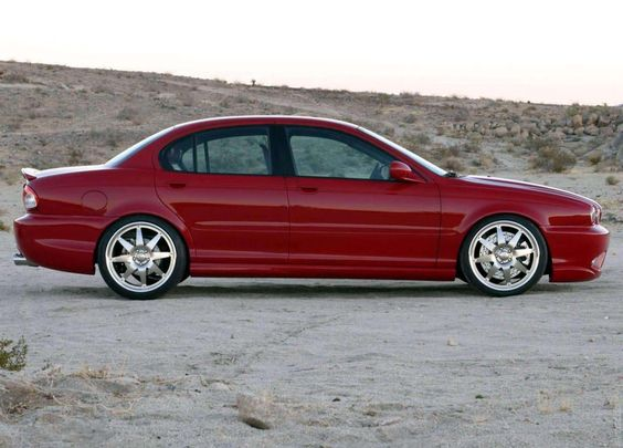 2004 Jaguar Bonspeed XType