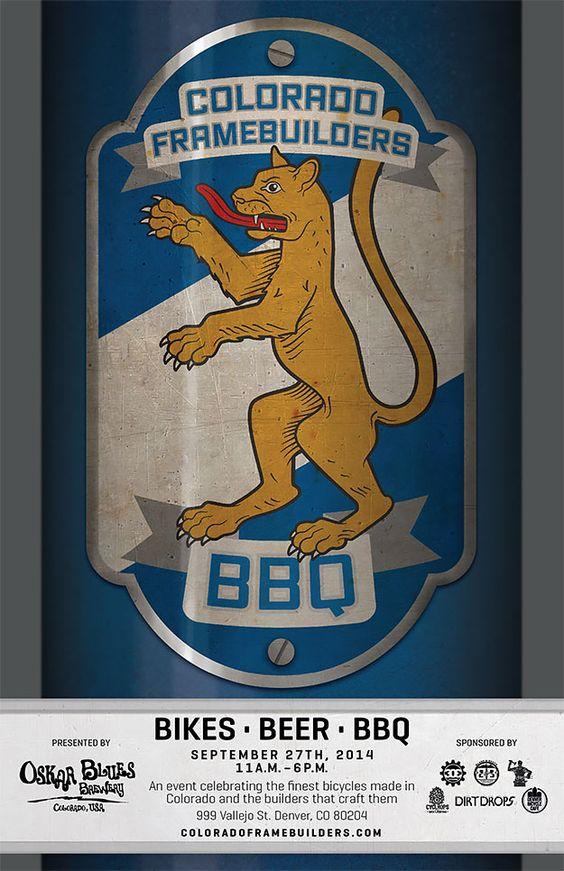 Colorado Framebuilders BBQ