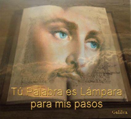 GIFS : IMÁGENES ANIMADAS DE JESÚS CON MENSAJES