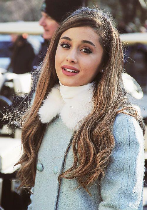 Ariana Grande Mindless Behavior And Blue Coats On Pinterest