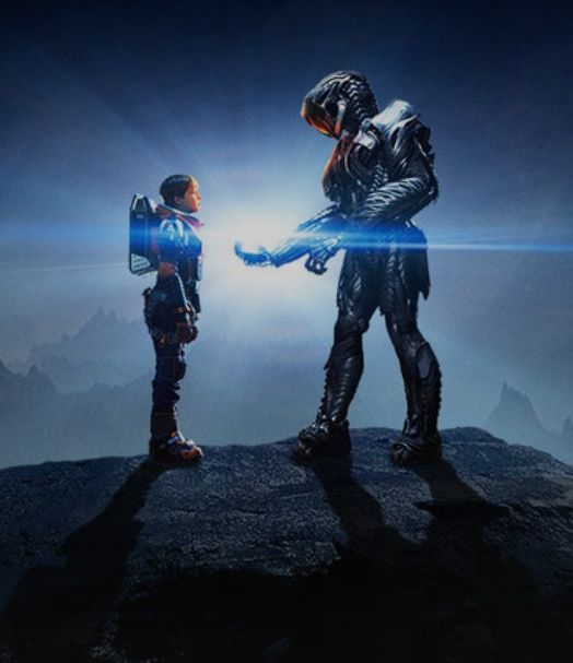 Lost In Space Photo Gallery 02 Netflix Lost In Space Lost In Space Cast Danger Will Robinson