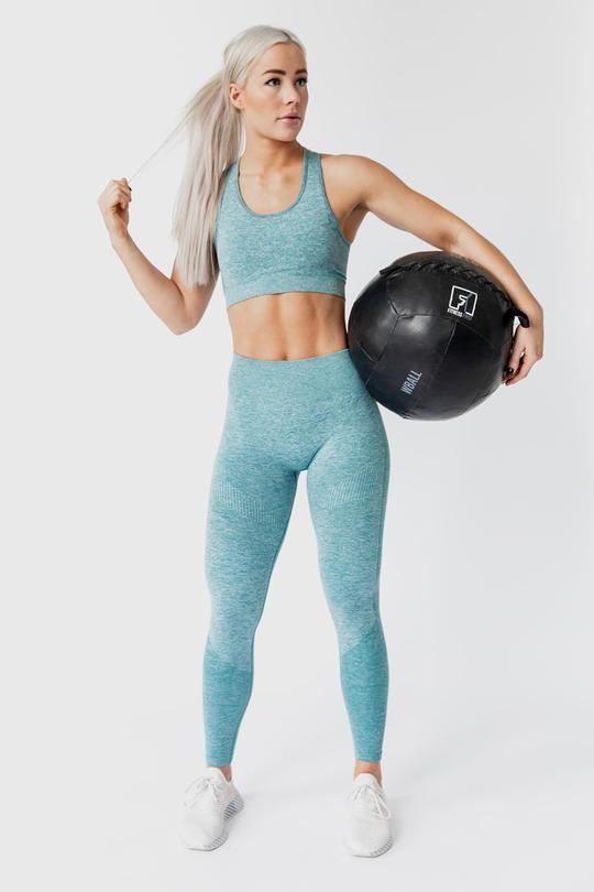 Acta Wear Active Wear Womens Activewear Seamless Sports Bra Gym Wear For Women