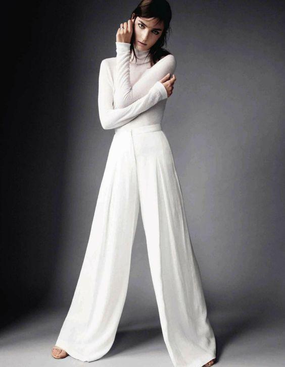 Zuzanna Bijoch by Victor Demarchelier for Vogue Spain