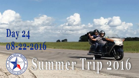 Summer Trip 2016 Vlog Day 24 - 08-22-2016