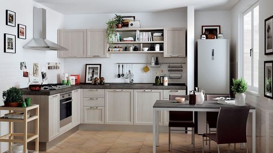 Stunning Progetto Cucina Angolare Gallery - Embercreative.us ...