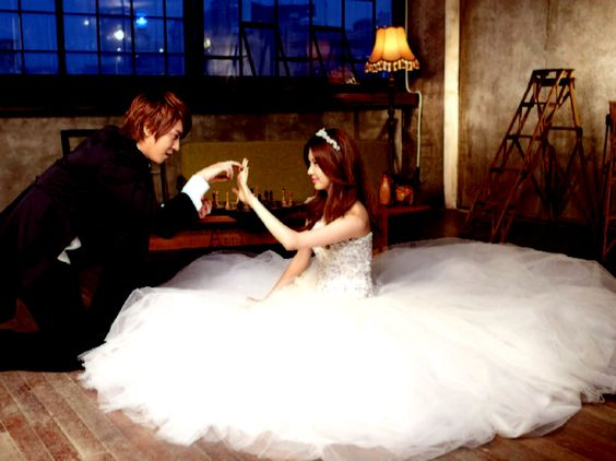 Taeyang wedding dress romanized lyrics