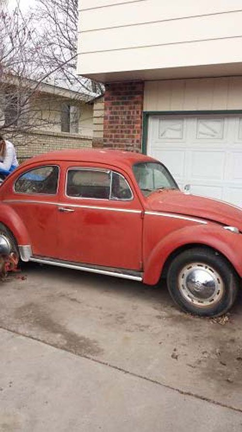 1962 Volkswagen Bug - Montrose, CO #7407633944 Oncedriven