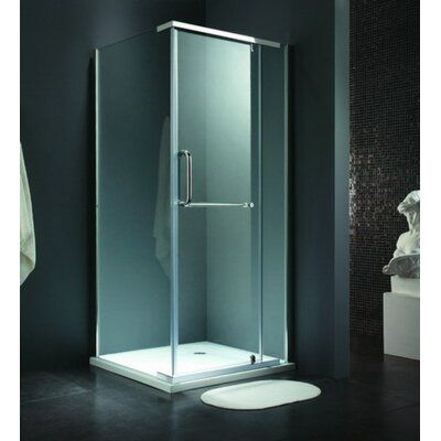 Bath Wholesalers Paloma 36 W X 3 D Neo Angle Shower Base In 2020 Square Shower Enclosures Shower Enclosure Neo Angle Shower