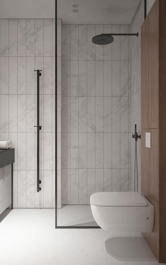 Piso Blanco Con Textura Para Banos Blue Bathroom Decor Luxury