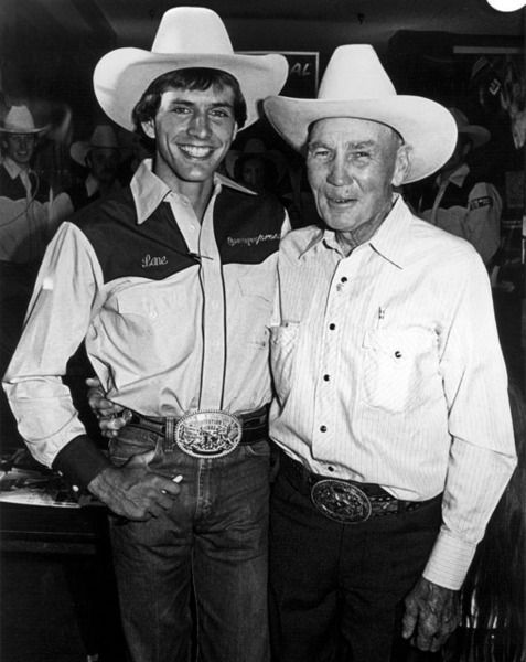 Lane Frost Freckles And Bull Riders On Pinterest