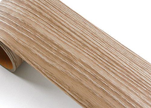Peel Stick Border Sticker Natural Oak Brown Silver Pear Peel And Stick Wood Self Adhesive Wallpaper Self Adhesive Wallpaper Borders