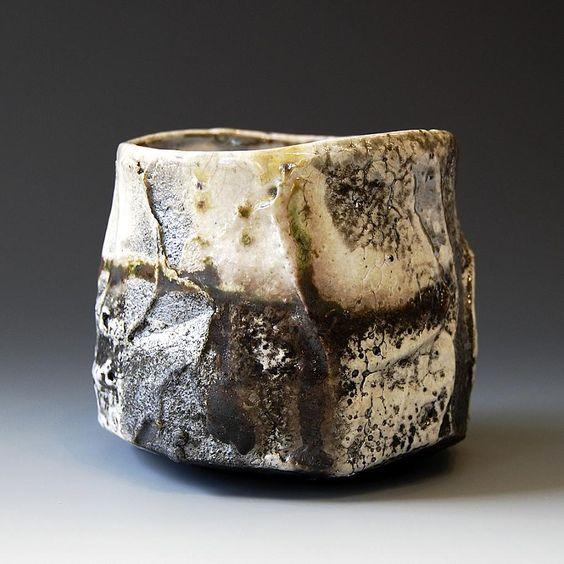 Chawan (tea bowls) are used in Japanese tea ceremonies. Akira Satake