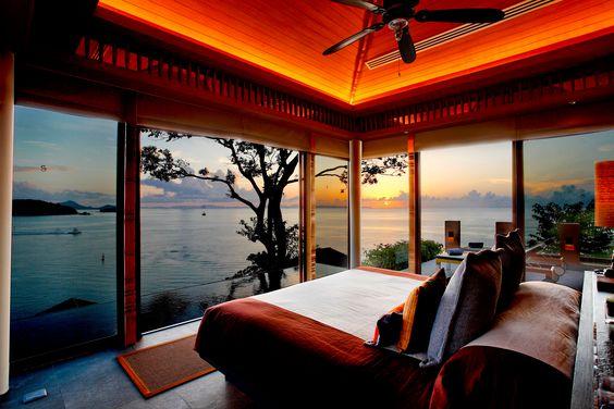 Sri panwa, Phuket, Thailand
