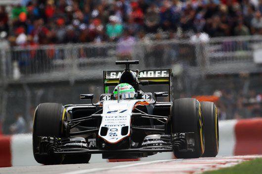 フォース・インディア:ポイント獲得に自信 / F1カナダGP 予選  [F1 / Formula 1]
