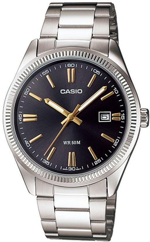 كاسيو ساعة رسمية رجال انالوج بعقارب ستانلس ستيل Mtp 1302d 1a2vdf Womens Watches Casio Classic Watches For Men