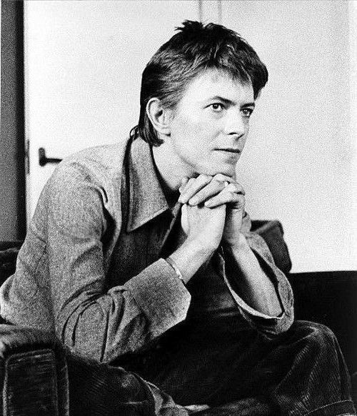 David Bowie Amsterdam 1977 David Bowie Bowie David
