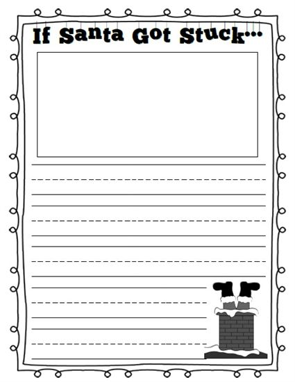 Activities, Christmas writing and Writing activities on Pinterest