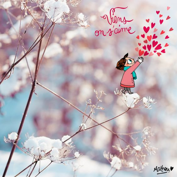 """Crayon d'Humeur : de l'Amour (""""Viens on s'aime"""")"""