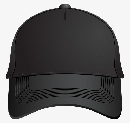 Black Cap Front Clipart Black Caps Png Transparent Clipart Image And Psd File For Free Download Hitam Kaos Topi