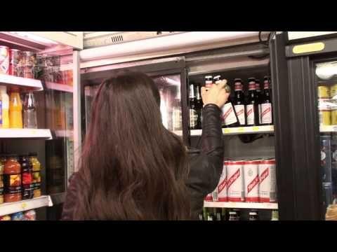 La cerveza Red Stripe convierte una tienda en un musical que se activa con un simple gesto