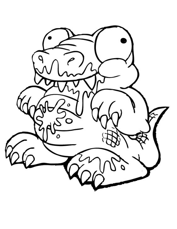 Trash pack coloring page coloring pages pinterest for Trash pack coloring pages to print