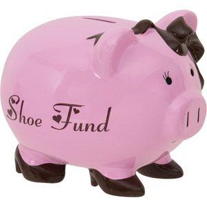 Shoe Fund... I soooo need this... Too cute!!!