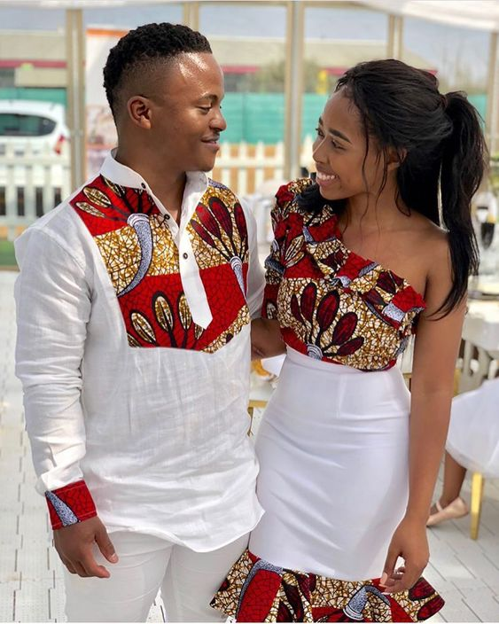 "Ankara Merchant on Instagram: ""Couples that slay together in Ankara stays together for ever.  Couples goal ? We've got amazing style inspiration for you and bae.  Turn on…"""