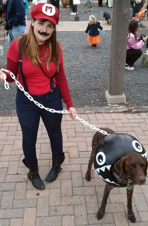 Epic Dog Halloween Costumes Ideas Matching Halloween Costumes