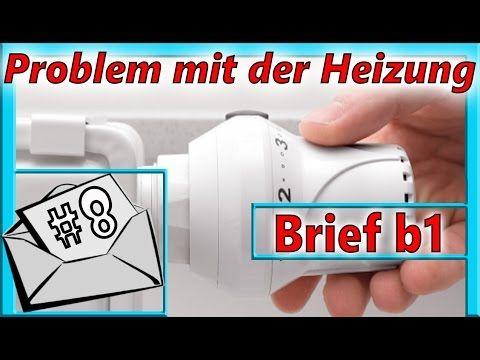 Youtube Brief Deutsch Deutsch Und Deutsch Lernen