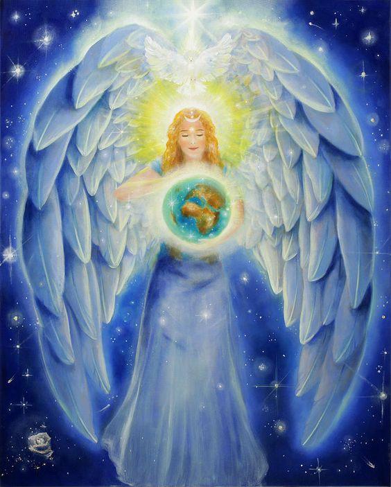 Earth Angel by Marija Schwarz