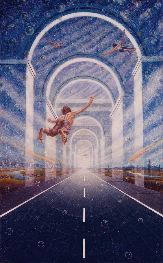Jose Garcia Chibbaro - Salto cuántico II: