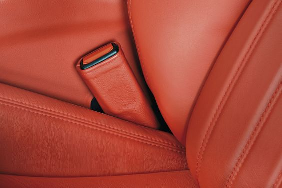 The Poltrona Frau leather upholstery undergoes careful treatment before it is ready to be used in a Maserati.
